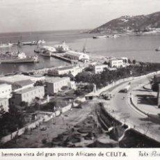 Postales: POSTAL DE CEUTA. Lote 120620919