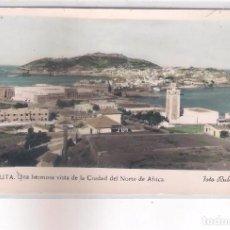 Postales: POSTAL DE CEUTA - UNA HERMOSA VISTA DE LA CIUDAD DEL NORTE DE AFRICA .. Lote 120946499