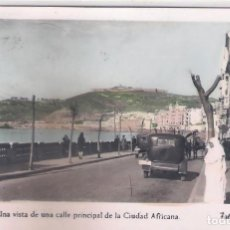Postales: POSTAL DE CEUTA .. Lote 120946847