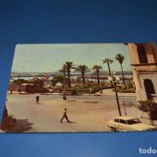 Postales: POSTAL CIRCULADA - CEUTA 4 - JARDINES DE SAN SEBASTIAN - EDITA GARCIA CORTES. Lote 121377255