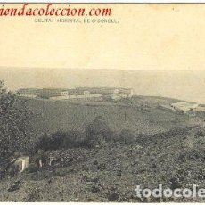 Postales: CEUTA.- HOSPITAL DE O'DONELL. Lote 121911271