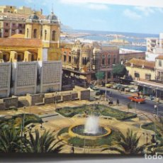 Postales: POSTAL CEUTA - PASEO REYES. Lote 126599471