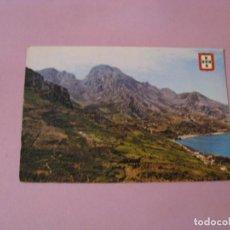 Postales: POSTAL DE CEUTA. LA BELLA DURMIENTE O MUJER MUERTA. . Lote 127163555