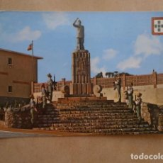 Postales: POSTAL ACUARTELAMIENTO, LA LEGION, ENTRADA. Lote 127310803