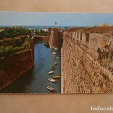 Postales: POSTAL CEUTA, MURALLAS PORTUGUESAS. Lote 127333623