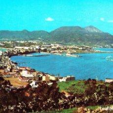 Postales: CEUTA -EL PUERTO, DESDE EL MONTE HACHO-(EDIC. LIB.GENERAL - R. GONZÁLEZ Nº 35) SIN CIRCULAR / P-4050. Lote 127775803