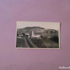 Postales: POSTAL FOTOGRÁFICA DE CEUTA, VISTA GENERAL. FOTO RUBIO.. Lote 128178947