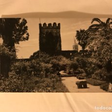 Postales: CEUTA. POSTAL. NO.741 LA ALCAZABA - XAUEN. EDITA: FOTO GARCÍA CORTES (H.1950?). Lote 131593151