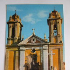 Postales: POSTAL CEUTA - CATEDRAL - 1968 - GARCIA GARRABELLA 27 - SIN CIRCULAR. Lote 132209422