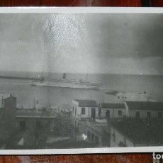 Postales: FOTOGRAFIA DE CEUTA, 1931, MIDE 10,5 X 6,5 CMS.. Lote 133208050