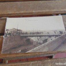Postales: TARJETA POSTAL SIN CIRCULAR DE HAUSER Y MENET DE CEUTA PUENTE DE LA ALMINA. Lote 134327926