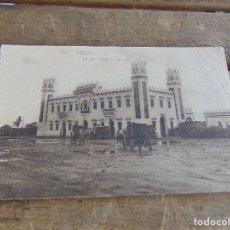 Postales: TARJETA POSTAL SIN CIRCULAR DE HAUSER Y MENET DE CEUTA ESTACION DE TETUAN. Lote 134328146