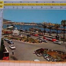 Cartoline: POSTAL DE CEUTA. AÑO 1969. PLAZA DEL GENERAL GALERA. AUTOBUSES MOTOS VESPA. 1170. Lote 134344590