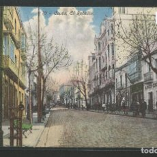 Cartes Postales: CEUTA - EL REBELLÍN - P27628. Lote 136582278