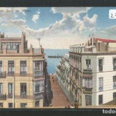 Postales: CEUTA - CALLE DE ALFAU - P27630. Lote 136582778