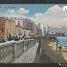 Postales: CEUTA - LA MURALLA - P27632. Lote 136583158