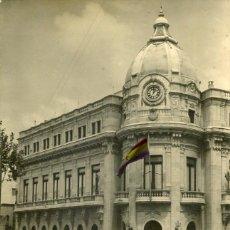 Postales: CEUTA-EL AYUNTAMIENTO FOTOGRÁFICA -RAPIDE Nº 1 - RARA. Lote 142300442
