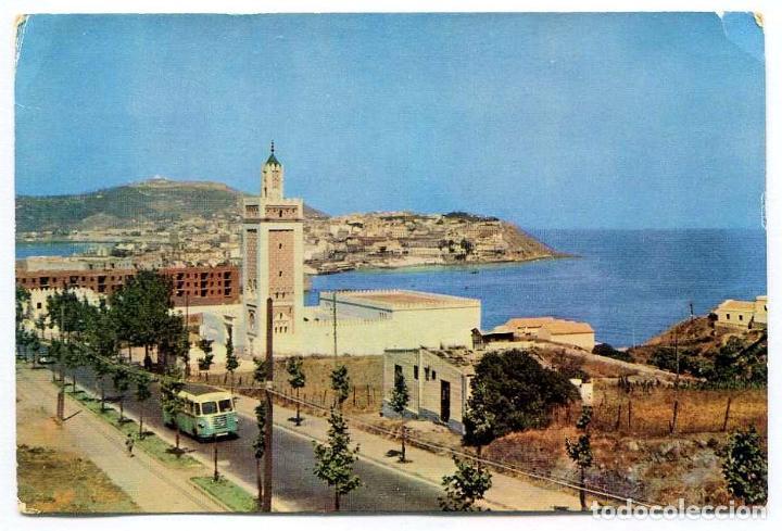 TARJETA POSTAL - CEUTA / LA MEZQUITA (Postales - España - Ceuta Moderna (desde 1940))