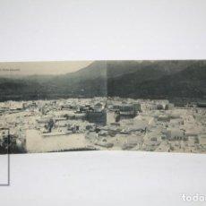Postales: ANTIGUA POSTAL - TETUÁN,VISTA GENERAL - ED. HAUSER Y MENET - SIN CIRCULAR - AÑO 1923. Lote 142682494