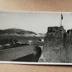 Postales: ANTIGUA POSTAL DE CEUTA. FOTÓGRAFO ROS.. Lote 143609034
