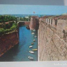 Postales: ANTIGUA POSTAL - MURALLAS PORTUGUESAS, CEUTA - FARDI, 124. Lote 145569038