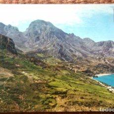 Postales: CEUTA - LA BELLA DURMIENDO. Lote 145589662