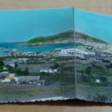 Postales: POSTAL DOBLE CEUTA RUBIO 25X9 CM. ESCRITA. Lote 145993262