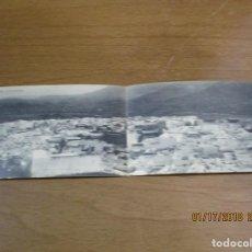 Postales: TETUAN - VISTA GENERAL - FOTOTIPIA HAUSER Y MENET , MADRID - POSTAL DOBLE SIN CIRCULAR - 9 X 28 CM.. Lote 147385294