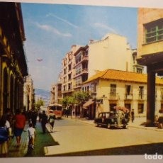Postales: POSTAL CEUTA.-REVELLIN Y PLAZA TTE.RUIZ-ESCRITA. Lote 148923394