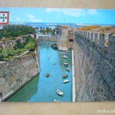 Postales: CEUTA - MURALLAS PORTUGUESAS (ESCRITA). Lote 150222922