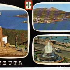 Postales: POSTAL DE CEUTA. Lote 150279370