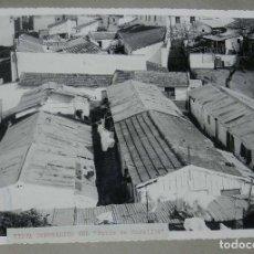Postales: ANTIGUA FOTOGRAFIA DE CEUTA 1938, VISTA DEL PATIO DE CASTILLO, MIDE 23 X 18 CMS. FOTO ROS, PEGADA A . Lote 150815018