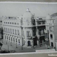 Postales: ANTIGUA FOTOGRAFIA DE CEUTA 1938, AYUNTAMIENTO DE CEUTA, MIDE 23 X 18 CMS. FOTO ROS, PEGADA A CARTUL. Lote 150815966