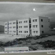 Postales: ANTIGUA FOTOGRAFIA DE CEUTA 1938, GRUUPO DEL GENERAL SANJURJO, MIDE 23 X 18 CMS. FOTO ROS, PEGADA A . Lote 150817210