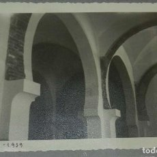 Postales: EXCEPCIONAL FOTOGRAFIA DE CEUTA, PLENA GUERRA CIVIL, 29 DE ABRIL DE 1939, AVANCE EN LAS OBRAS DE CO. Lote 151071310