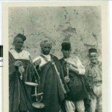 Postales: TETUAN ÁRABES TÍPICOS. FOTO ROISIN. HACIA 1920.. Lote 151431226