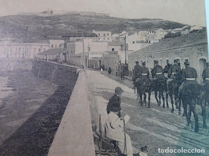 Postales: ANTIGUA POSTAL DE CEUTA, EL HACHO , VER FOTOS - Foto 2 - 154105450
