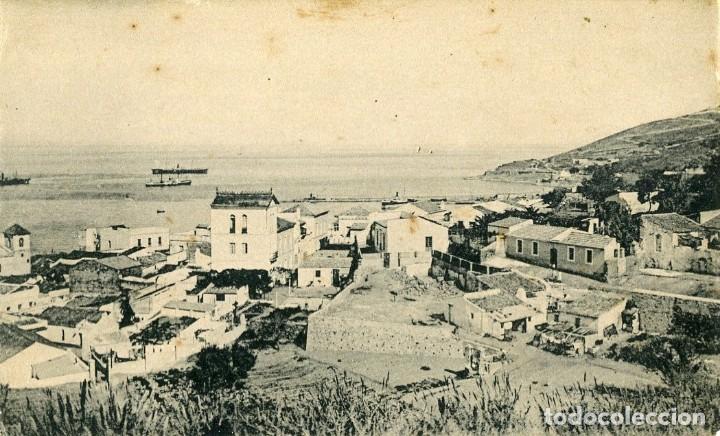 Postales: CEUTA -VISTA GENERAL DESDE EL MOLINO -TRIPTICO-HAUSER Nº 1 - Foto 2 - 154321538
