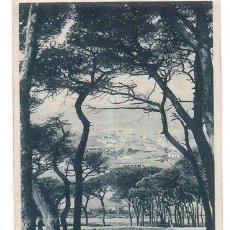 Postales: TARJETA POSTAL DE CEUTA. VISTA PARCIAL DESDE SAN ANTONIO. FOTOTIPIA HAUSER Y MENET.. Lote 154618454