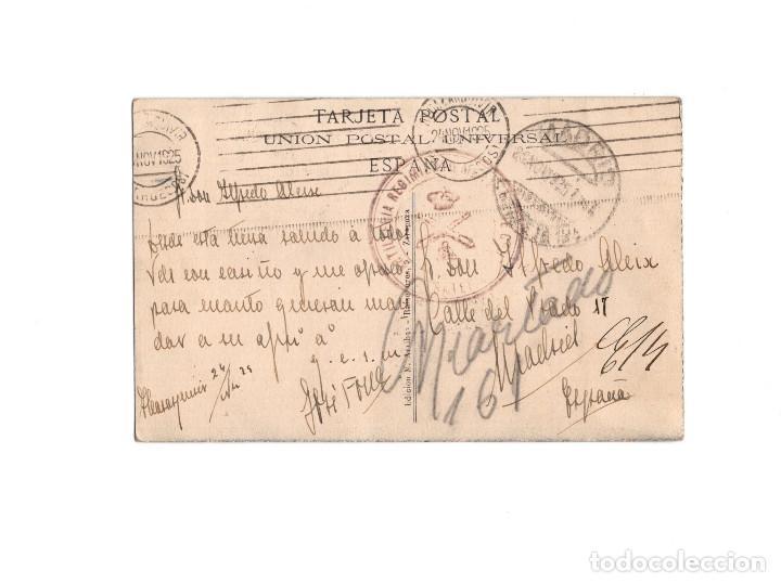 Postales: ALCAZARQUIVIR.(CEUTA).- CUARTEL DE INTENDENCIA - Foto 2 - 154723874