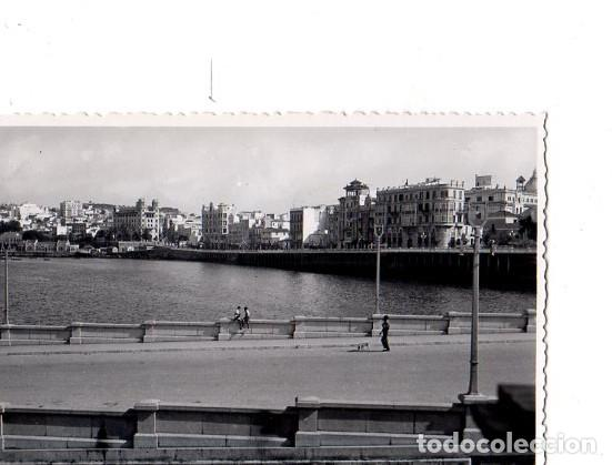 TARJETA POSTAL DE CEUTA. VISTA DE LA CIUDAD. (Postales - España - Ceuta Antigua (hasta 1939))
