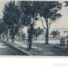 Postales: TARJETA POSTAL DE CEUTA. JARDINES DE LA HIPICA.. Lote 155063098