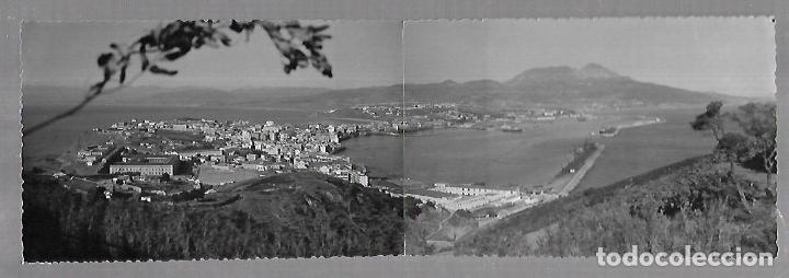 TARJETA POSTAL DE CEUTA - UNA VISTA DE LA HERMOSA CIUDAD DE CEUTA. (Postales - España - Ceuta Antigua (hasta 1939))