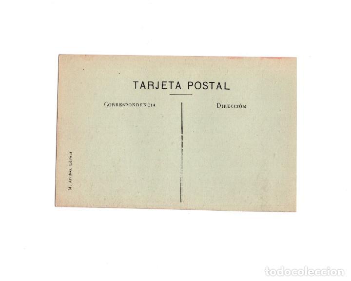 Postales: CEUTA.- ESTACIÓN DEL FERROCARRIL A TETUÁN. - Foto 2 - 163733094