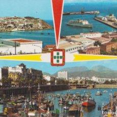 Cartoline: CEUTA, BELLEZAS DE LA CIUDAD - LUIS CABELLO GARCIA Nº 18 - CIRCULADA. Lote 167155688