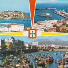 Postales: CEUTA, BELLEZAS DE LA CIUDAD - LUIS CABELLO GARCIA Nº 18 - EDITADA EN 1967 - ESCRITA. Lote 204142905