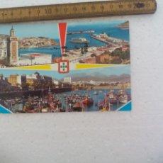 Postales: Nº 12 CEUTA, BELLEZAS DE LA CIUDAD CIRCULADA. ESCRITA. POSTCARD. Lote 168923928
