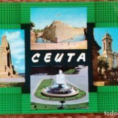Postales: CEUTA - VISTAS. Lote 172812128