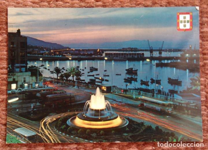 CEUTA - PLAZA GENERAL GALERA (Postales - España - Ceuta Moderna (desde 1940))