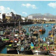 Postales: CEUTA, PUERTO PESQUERO - GARCIA GARRABELLA 12 - EDITADA EN 1967 - S/C. Lote 204143761